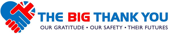 The Big Thankyou Logo
